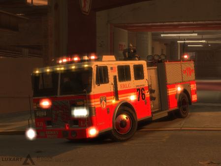Fire Trucks Fire Department City Of Liberty